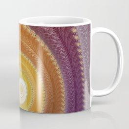 The Warm Zone - Fractal Art  Coffee Mug