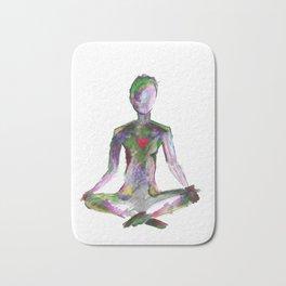 Colored Zen Bath Mat