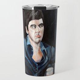 Scarface Travel Mug