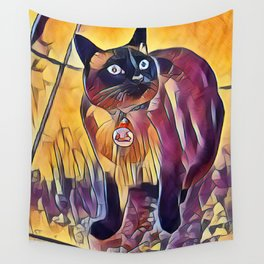 Hey, What About Me? Wall Tapestry