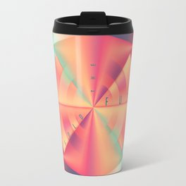 Fold The Future Travel Mug