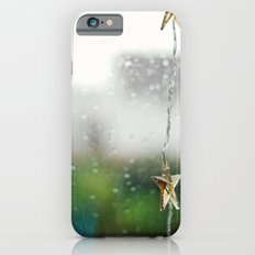 christmas on a rainy day Slim Case iPhone 6s