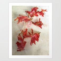 Expiration Art Print