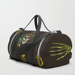 Pirate skull Duffle Bag