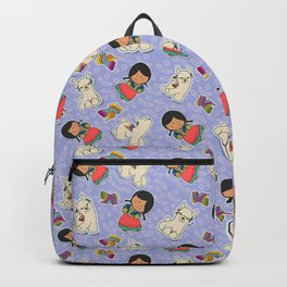 Pasnita & Wichi Backpack