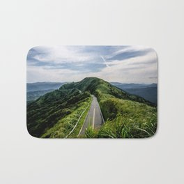 road to heaven Bath Mat