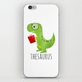 Thesaurus iPhone Skin