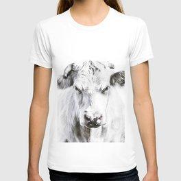 White Cow T-shirt