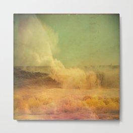 I dreamed a storm of colors Metal Print