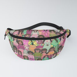 Rag-Doll Cute Fanny Pack