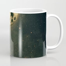 pulling the moon Coffee Mug