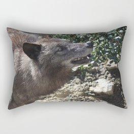 Tasting Holly Rectangular Pillow