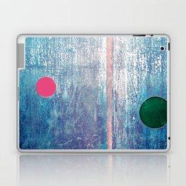 Metallic Face (Blue Version) Laptop & iPad Skin