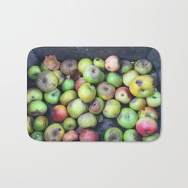 Apple Blemish Bath Mat