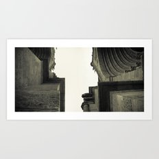 Architectural Photography - Luján, Buenos Aires (2) Art Print