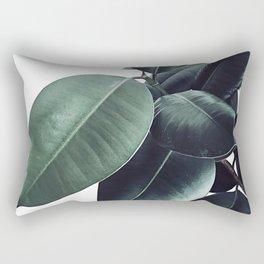Ficus Elastica #13 #decor #art #society6 Rectangular Pillow