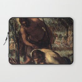 "Tintoretto (Jacopo Robusti) ""Baptism of Christ"" Laptop Sleeve"