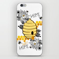 Home Sweet Home iPhone & iPod Skin