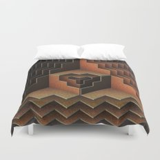 Geo Metric Duvet Cover