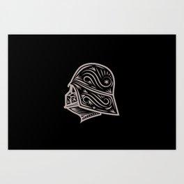 Luke, I am Your Father Art Print
