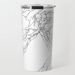 Fox Demon Travel Mug