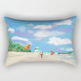 Dominicana Rectangular Pillow