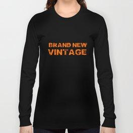 Brand New Vintage Long Sleeve T-shirt