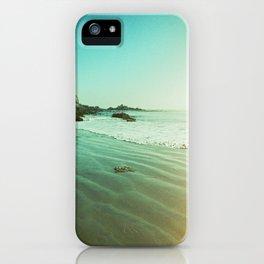 CDM Waves. iPhone Case