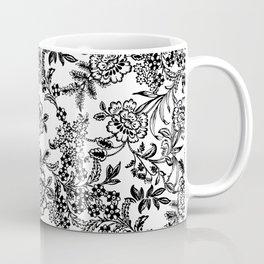 Full Moon Tea Reversed Coffee Mug