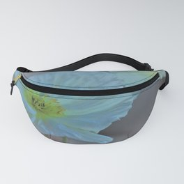 Dreamy Poppies in the Light by Reay of Light Fanny Pack