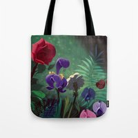 doctor Tote Bags featuring Doctor by foreverwars