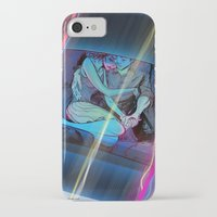 concert iPhone & iPod Cases featuring Concert Pitch by Mike Malbrough