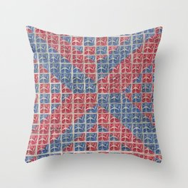 American History X Throw Pillow