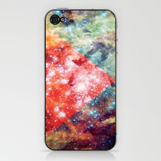 Stars on Fire iPhone & iPod Skin