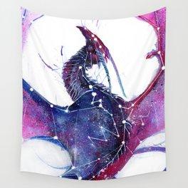 Galaxy Dragon Wall Tapestry