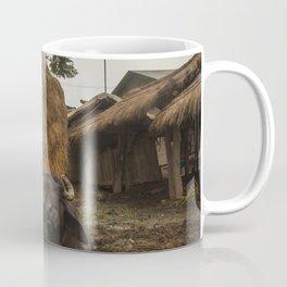 Village Life in Nepal 001 Coffee Mug