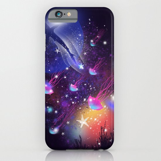 Cosmic Sea iPhone & iPod Case