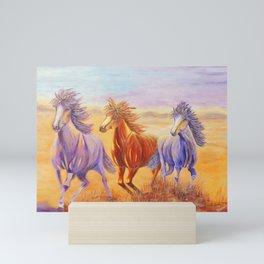 Free Spirits | Esprits Libres Mini Art Print