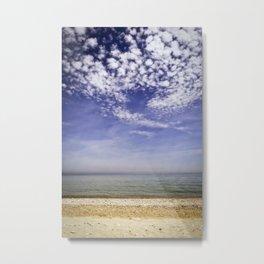 Great Lakes Beach Metal Print