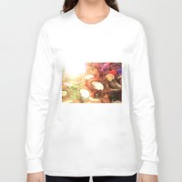 coconut wishes Long Sleeve T-shirts featuring COCONUT by Laura James Cook