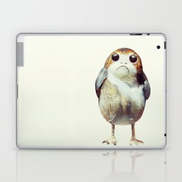 Porg on Ahch-To Laptop & iPad Skin
