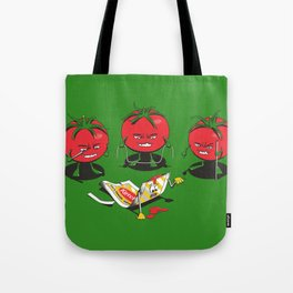 100% Tomate Natural Tote Bag