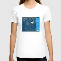 labyrinth T-shirts featuring Labyrinth by Stoian Hitrov - Sto