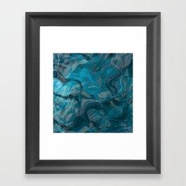 Fade into You Framed Art Print
