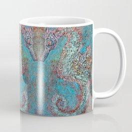 Seahorse in Glass Cradle Coffee Mug