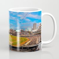 minnesota Mugs featuring Minnesota Twins by John Andrews Design