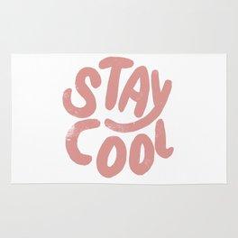 Stay Cool Vintage Pink Rug