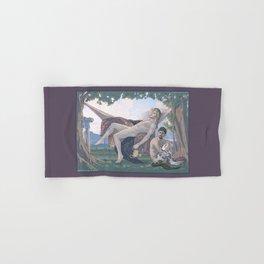 Dionysus and Satyr Hand & Bath Towel