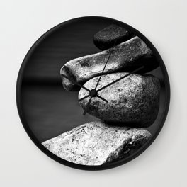 the gift of autumn Wall Clock