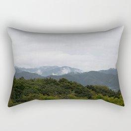 Arashiyama, Japan Rectangular Pillow